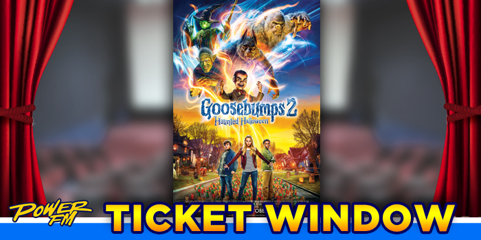 Ticket Window - Goosebumps 2 Haunted Halloween